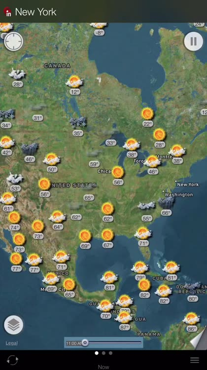Weather forecast and wind map by elecont llc app details gumiabroncs Image collections