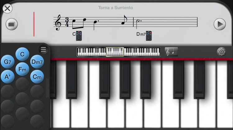 Piano Playable With Chord Sheet Music By Plusaddinc