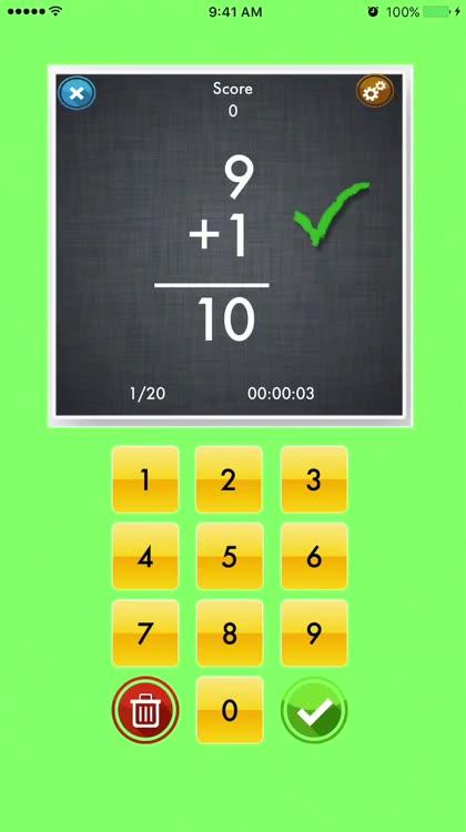 My Math App Flashcards By Power Math Apps Llc