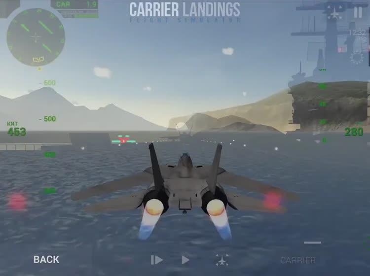 Carrier Landings Pro by RORTOS SRL