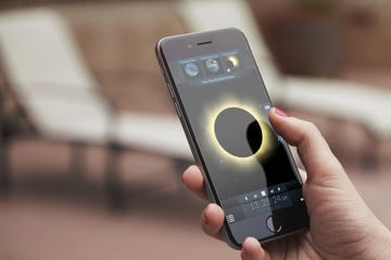 Get the Best View of the Solar Eclipse with Redshift's Latest App