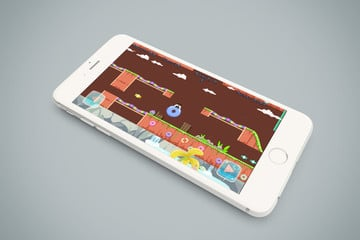 Get Rolling and Save the Sweets in Super Donuts!