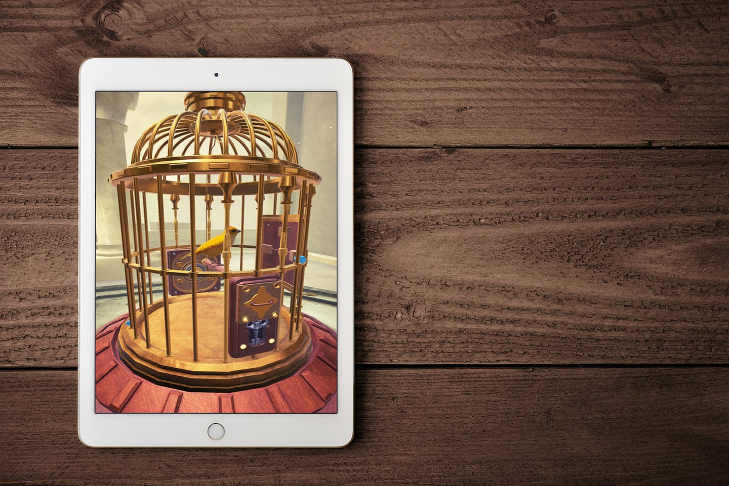 The Birdcage is a Beautiful Puzzler With Great Touch Controls, Unique AR Mode