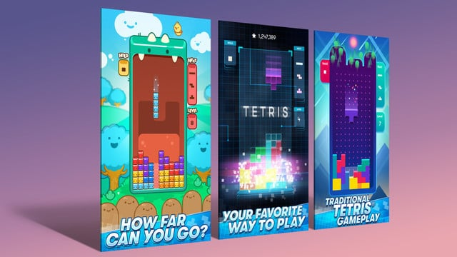 A New Tetris Game Lands on the App Store