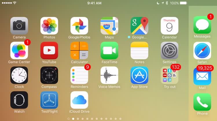 Wi-Fi iOS