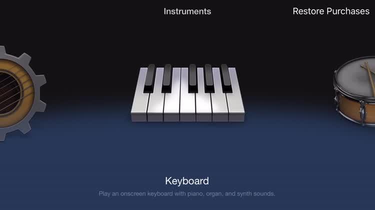 Get instrumental
