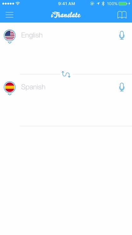 Fast translations
