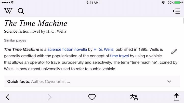 define time machine