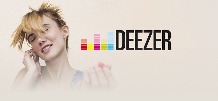 Deezer half sheet
