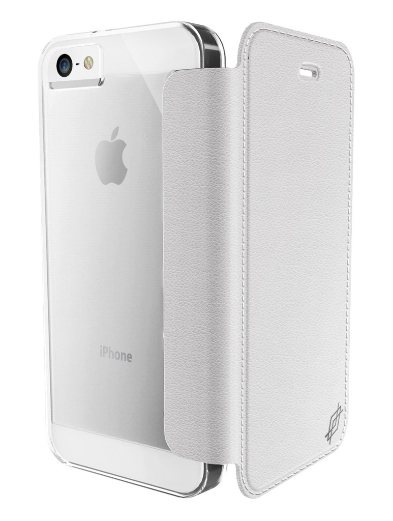The Engage Folio, equal parts iPhone SE case and wallet