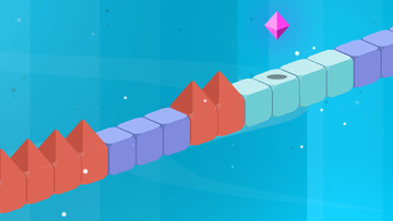 Chill out with Ice Smash, a frosty brick-breaking game