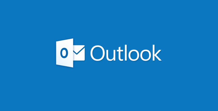Microsoft Outlook half-sheet