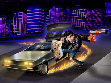 Retro City Rampage DX Now Wreaking Havoc on iOS