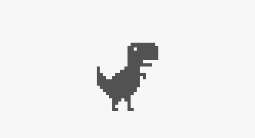Meet Steve - The Jumping Dinosaur Widget Game