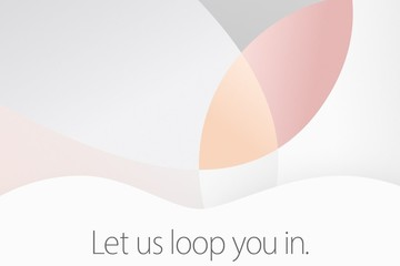 Apple's 'Let us loop you in' event has started from California