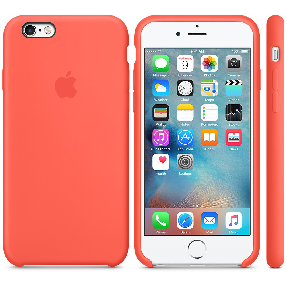 New cases colors for the iPhone 6s/6s Plus