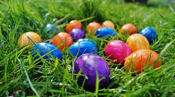 Hippity-hop to the App Store for Easter apps and games