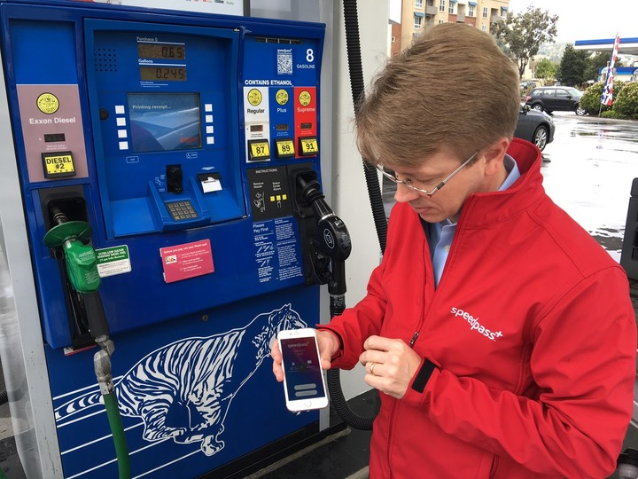Now, you can pay for gas using Apple Pay on your iPhone.