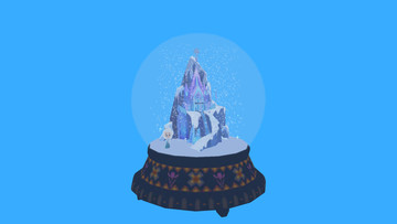 Create your own version of Arendelle in Disney Build It: Frozen