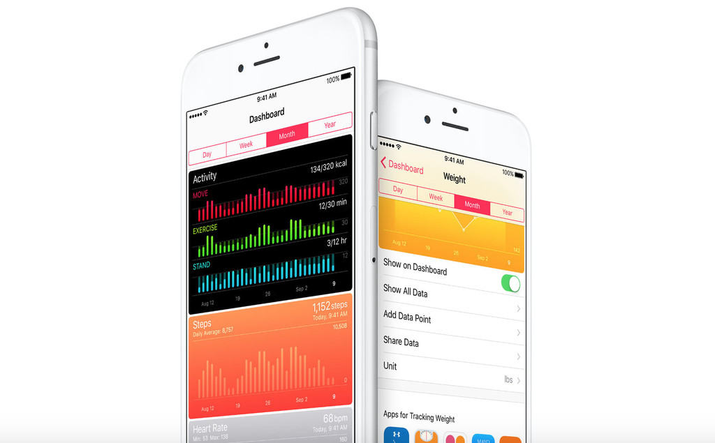 Tracking your health and fitness just got easier