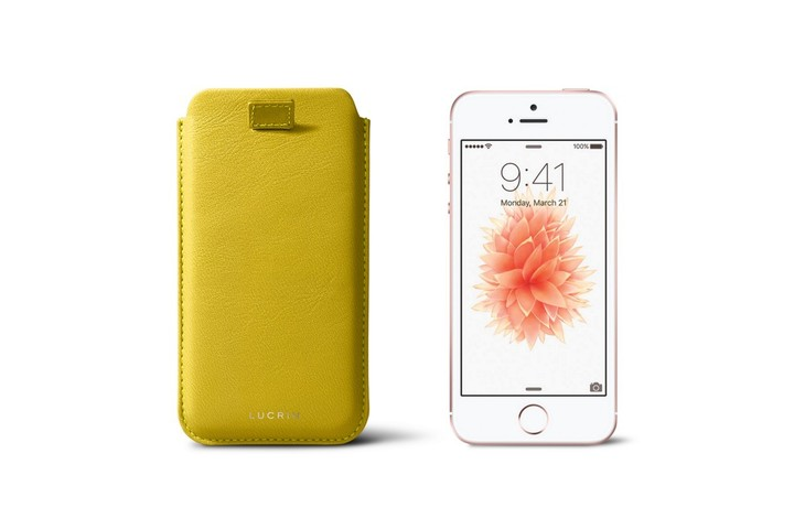 pull-strap-case-iphone-se-lemon-yellow-goat-leather