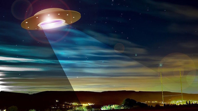 Bumper Jump your way back to your flying saucer