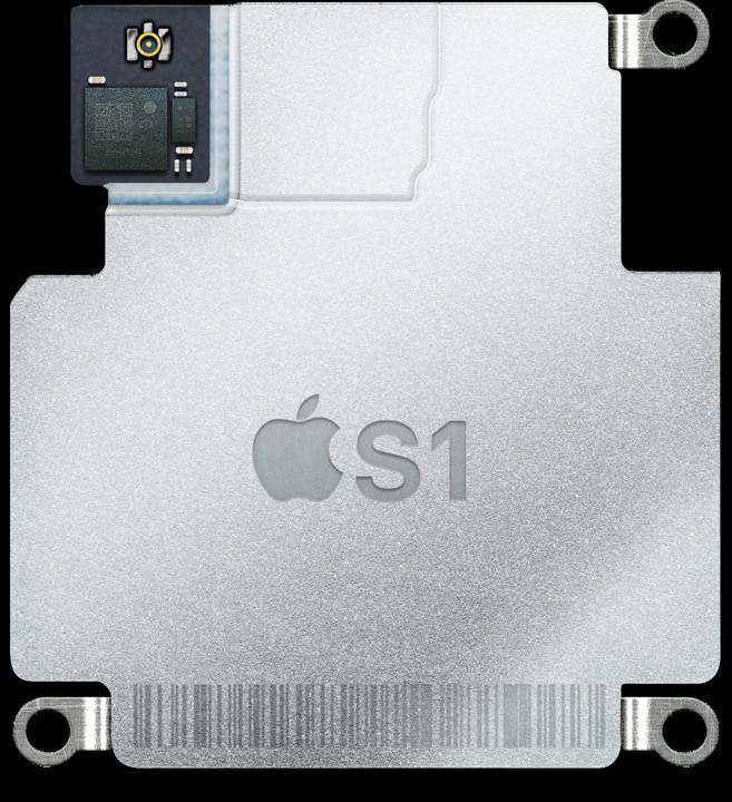 The S1 chip powering the current Apple Watch isn't exactly known as being a speed demon.