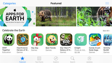 Apple is reportedly considering a paid search model for the App Store