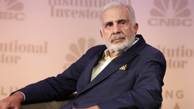 Billionaire Carl Icahn Dumps His Entire Stake in Apple