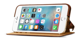 Jisoncase Offers an Elegant Portfolio Standing Case for iPhone