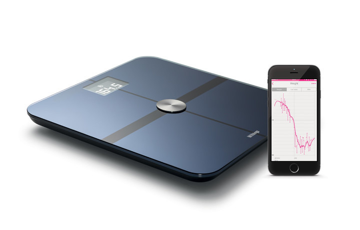 Withings offers a number health-related accessories like a smart scale.