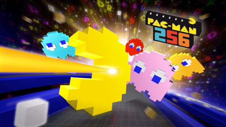 pacman256-text