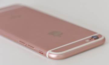 Purported 'iPhone 7' Rose Gold Back Panel Leaks