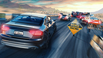 Get Ready to Burn Rubber In Road Racing: Extreme Traffic Driving
