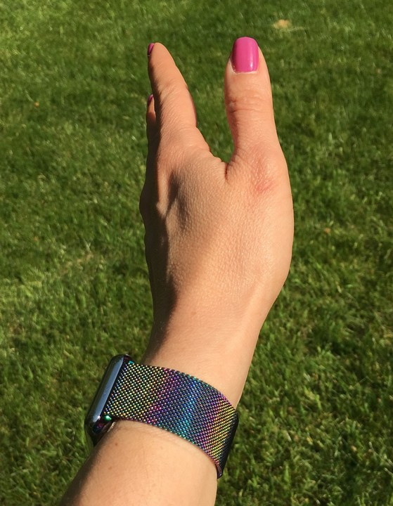 MoKo Milanese Loop in Colorful