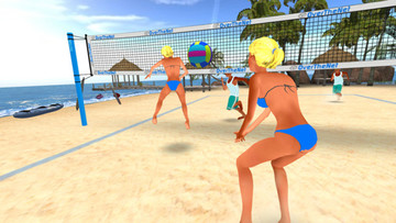 Spike Your Way to a Win in Over The Net 3D