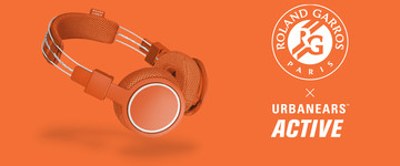 Urbanears Unveils a Roland-Garros Edition of its Active Hellas Headphones