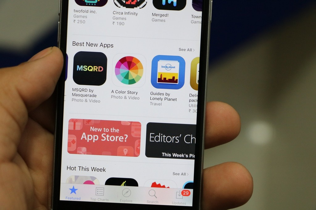 Has the App Store Flatlined?