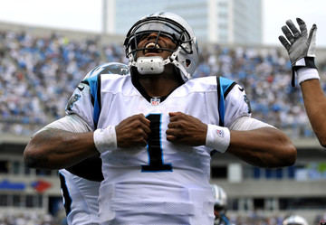 NFL Most Valuable Player Cam Newton Has a Game on the Way