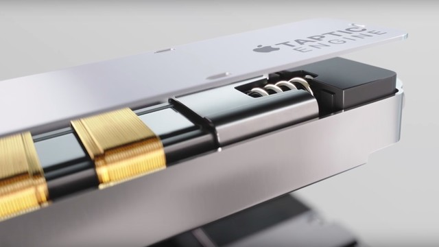 Next Year's iPhone Could Feature a Watch-Inspired Taptic Engine