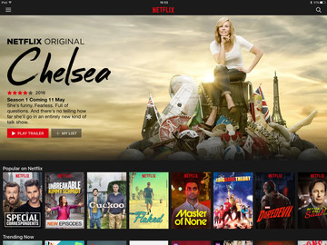 Netflix Adds Cellular Streaming Options Plus 3D Touch Support