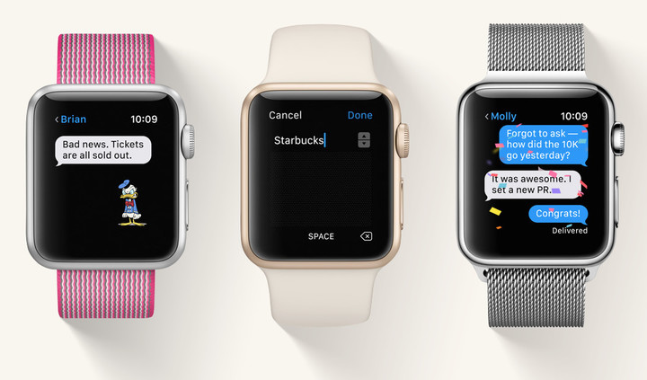 WatchOS 3.0 will more than likely arrive the same time as iOS 10.