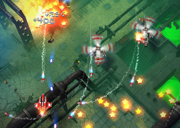 Prepare to Fight in the Intense Shooter Sky Force Reloaded