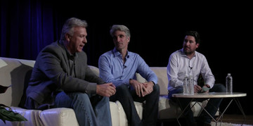Watch Phil Schiller and Craig Federighi Talk Post-WWDC With John Gruber