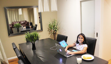 Meet Apple's Youngest WWDC Attendee: A Nine-Year-Old Girl