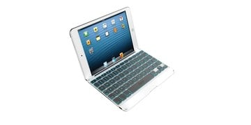 Grab This ZAGG Backlit iPad mini Keyboard Cover for Just $10