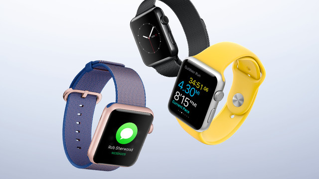 Expect the Apple Watch 2 in Either September or October