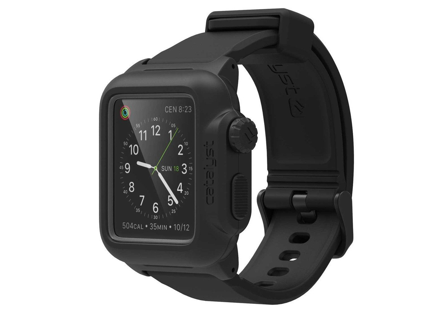 Wear an Apple Watch to the Beach, or Anywhere Else, with Catalyst's Waterproof Case