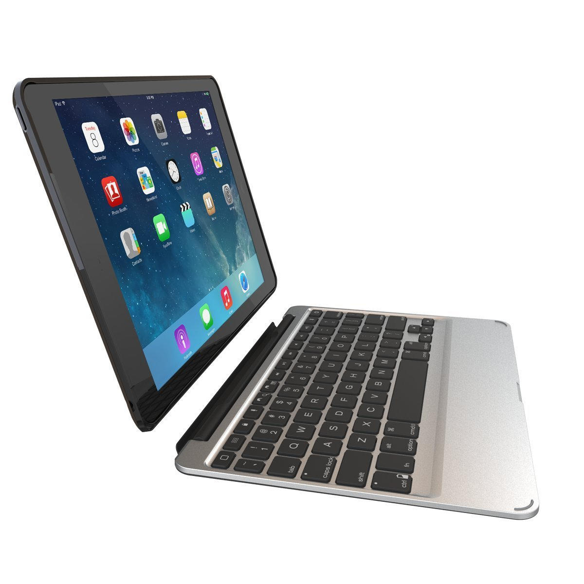 The ZAGG Slim Book will Make Your iPad Feel Like a Laptop