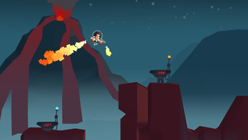 Explore the Red Planet With a Jetpack in Mars: Mars